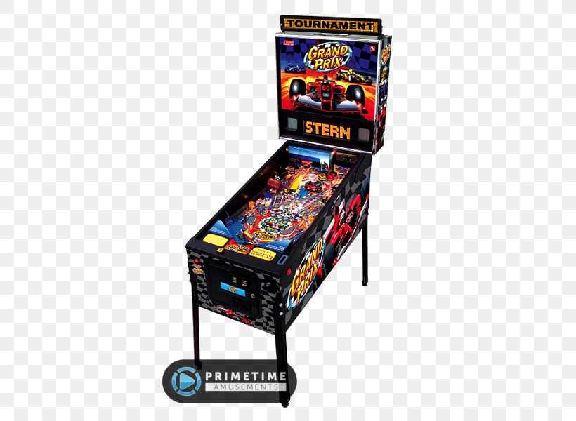 Visual Pinball Big Buck Hunter Kiss Arcade Game, PNG