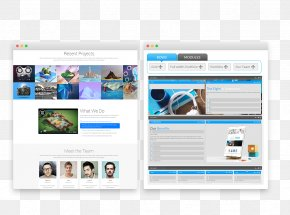 Options - Web Page Web Design Page Layout Page Footer PNG