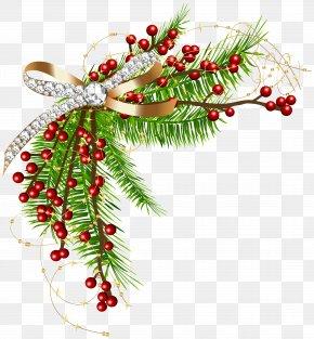 Christmas Decoration Bunting - Christmas Decoration Christmas Ornament Clip Art PNG