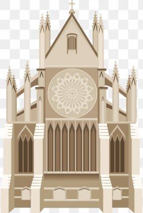 Church Building - Church Building Drawing PNG