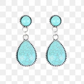 Jewellery - Earring Turquoise Jewellery Necklace Gemstone PNG