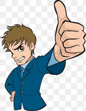 Thumb Up - Thumb Signal OK Clip Art PNG