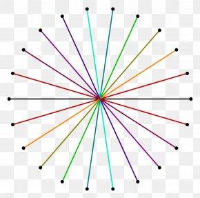 Line - Line Angle Regular Polygon Icosioctagon PNG