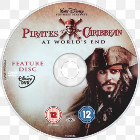 Pirates Of The Caribbean: At World's End - Pirates Of The Caribbean: At World's End DVD Film PNG