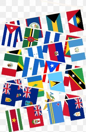 Flag - Caribbean National Flag Panama Gallery Of Sovereign State Flags PNG