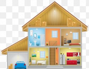 House - Clip Art Vector Graphics Interior Design Services House Illustration PNG