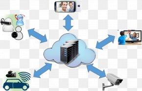 Cloud Computing - Computer Network Cloud Computing Visual Sensor Network Information Visual Processing PNG