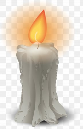 Burning Candles - Candle Combustion Wax PNG