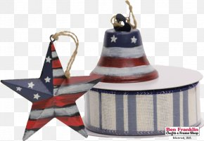 Happy Memorial Day - Christmas Ornament PNG