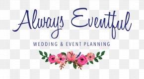 Event Management Logo Floral Design Catering Brand PNG
