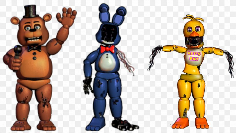 Five Nights At Freddy S 2 Five Nights At Freddy S Sister Location Ultimate Custom Night Animatronics Png