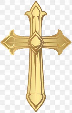 Cross Transparent Clip Art Image - Cross Clip Art PNG