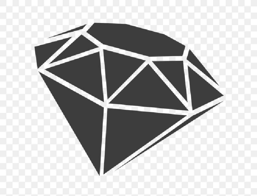 Clip Art Diamond Image Png 625x625px Diamond Black Black And White Jewellery Monochrome Download Free