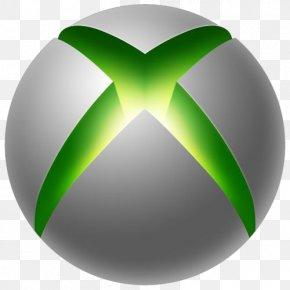 Xbox - Xbox 360 Controller Logo PNG