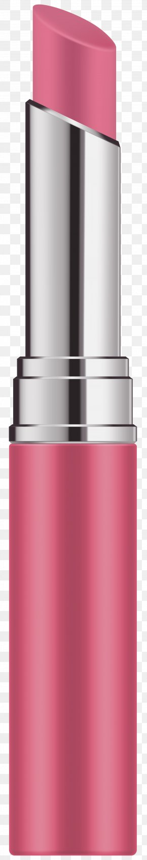 Pink Lipstick Clip Art Image - Lipstick Product Design PNG