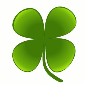 Pictures Of St Patrick Day - Shamrock Four-leaf Clover Saint Patricks Day Clip Art PNG