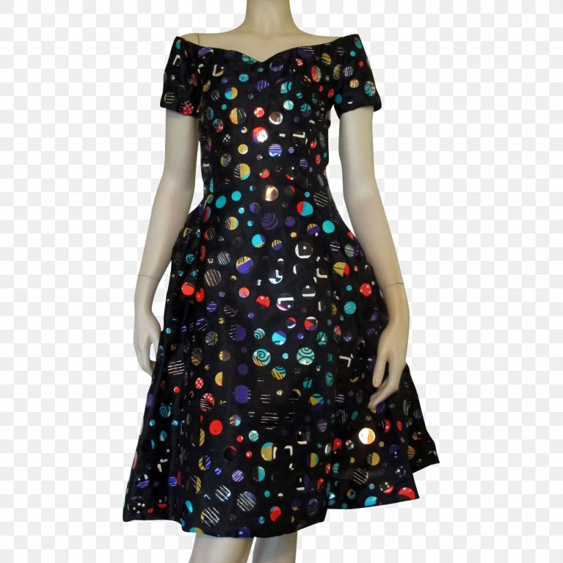 Peek Cloppenburg Polka Dot Fashion Dress Clothing Png