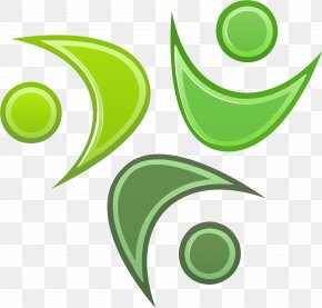 Symbol Plant - Green Leaf Logo Plant Circle PNG