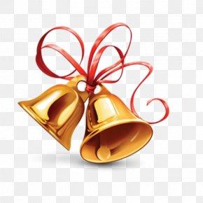 Bell - Santa Claus Chicago Sun Times Christmas Clip Art PNG