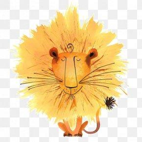 Lion - Lion Illustrator Drawing Illustration PNG