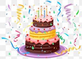 Birthday Cake - Birthday Cake Chocolate Cake Clip Art PNG