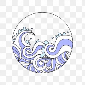 Wave - The Great Wave Off Kanagawa Wind Wave Drawing Sea PNG