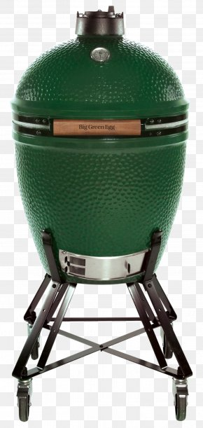 Barbecue - Barbecue Kamado Big Green Egg Large Grilling PNG