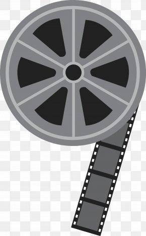 Film Reel Cliparts - Film Cinema Free Content Clip Art PNG