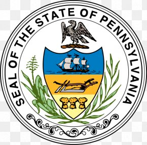 Seal - Seal Of Pennsylvania Flag And Coat Of Arms Of Pennsylvania Oregon Great Seal Of The United States PNG