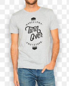 T-shirt - T-shirt Sleeve Fashion Crew Neck PNG