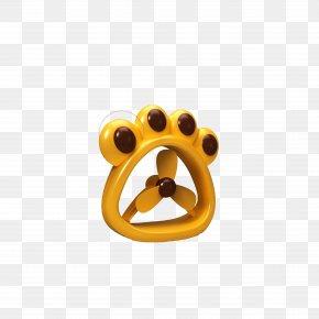 Cat Claw Fan - Cat Dog Paw Fan Bear PNG
