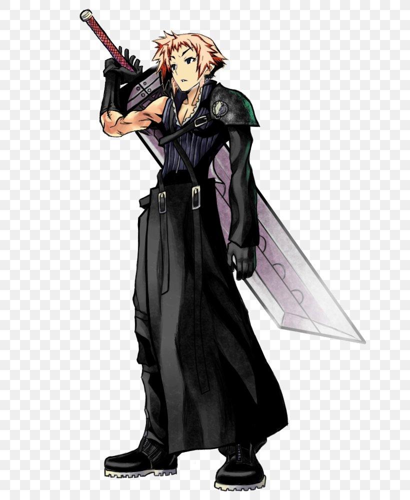 Cloud Strife Dissidia Final Fantasy Nt Dissidia 012 Final