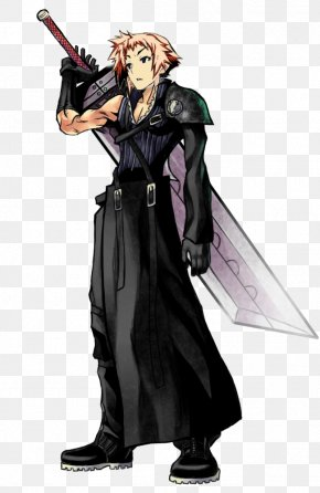 Final Fantasy Vii Advent Children - Cloud Strife Dissidia Final Fantasy NT Dissidia 012 Final Fantasy Final Fantasy VII PNG