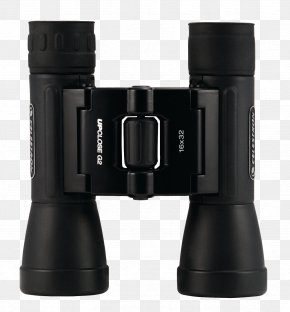 Binocular - Binoculars Celestron Small Telescope Roof Prism Optics PNG