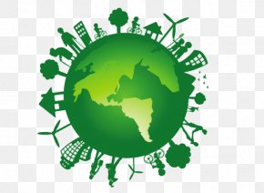Green Earth - Earth Clip Art PNG