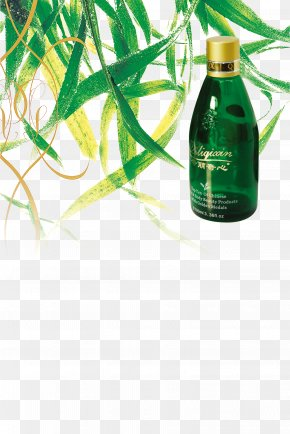 Green Natural Organic Essential Oils - Essential Oil Cosmetics Guerlain Perfume PNG