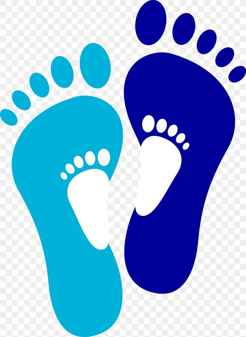 Footprint Euclidean Vector, PNG, 2031x2785px, Footprint, Area, Barefoot, Blue, Clip Art Download Free