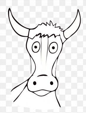 Bull - Texas Longhorn Bull Valdaostan Red Spotted Cow Clip Art PNG