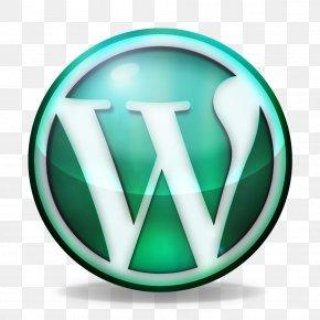 WordPress - Web Development WordPress Logo Blog PNG