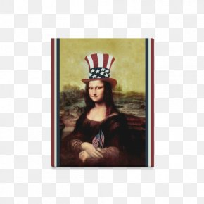 Fourth Of July Poster - Mona Lisa Jigsaw Puzzles Art Painting United States PNG