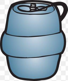 Keg Cliparts - Beer Keg Barrel Clip Art PNG