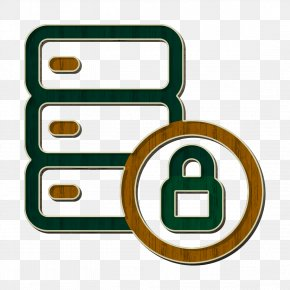Number Logo - Database Icon Lock Icon Privacy Icon PNG