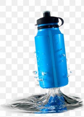 Water - Water Bottles Sports & Energy Drinks Plastic Juice PNG
