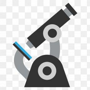 Microscope - Emoji Microscope PNG