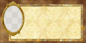 High Quality Frame Gold Download - Film Frame Picture Frames Gold Clip Art PNG