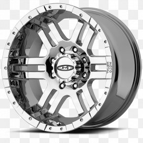 Car - Car Chrome Plating Rim Wheel Metal PNG