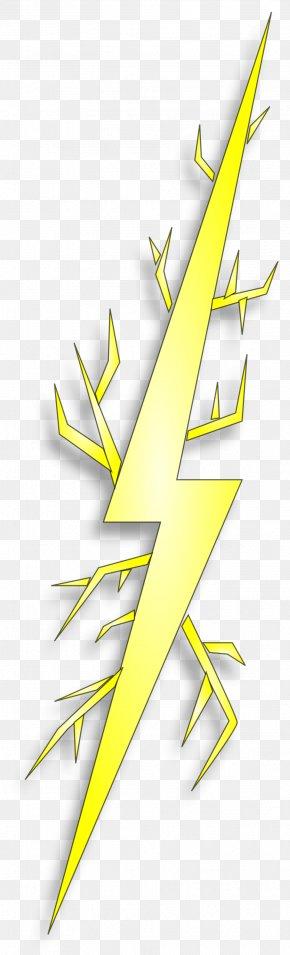 Lightning - Electric Spark Clip Art PNG