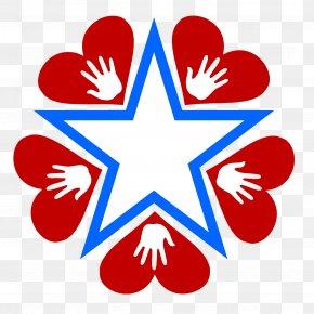 Girl - Frontier Girls Scouting Logo PNG