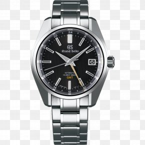 Watch - Rolex GMT Master II Grand Seiko Watch Spring Drive PNG