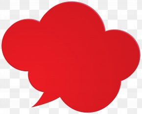Bubble Speech Red Clip Art Image - Speech Balloon Pixel Icon PNG